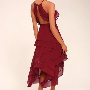 KEEPSAKE Holiday Lover's Dress
